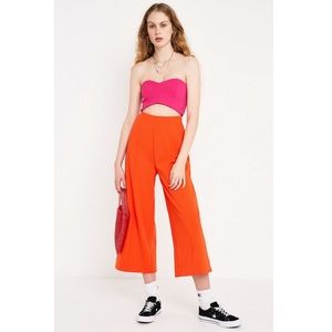 NEW Urban Outfitters Marley Cut Out Jumpsuit